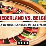 NL vs Belgie