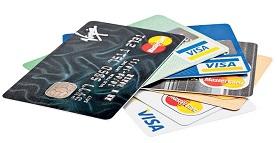 Creditcards voor casino op internet